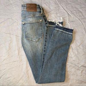 Lucky Brand Hayden Skinny Denim Jean Size 24/00